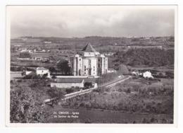 Portugal Leiria OBIDOS N°24 Igreja Do Senhor Da Pedra Château - Leiria