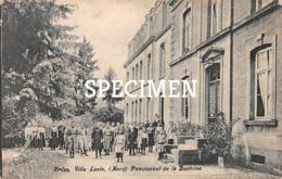 Villa Lucie (Nord) Pensionnat De La Doctrine - Virton - Virton