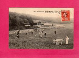 55 Meuse, Saint-Mihiel, Stand De La Vaux Racine, Animée, Stand De Tir, 1911, (Rameau), Trés Bonne état - Saint Mihiel