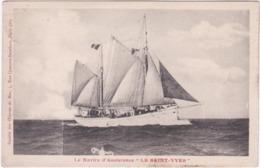 Le Navire D'Assistance 'LE SAINT-YVES' - Voiliers