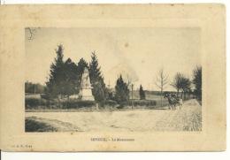 70 - SEVEUX / LE MONUMENT AUX MORTS - France