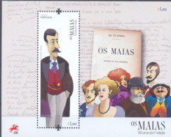 Año 2018 Hoja Os Maias - Blocks & Sheetlets
