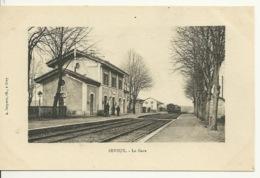 70 - SEVEUX / LA GARE - Francia