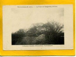 28X1 - Nottonville - Le Palet De Gargantua - Dolmen - Autres Communes