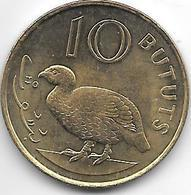 Gambia 10 Bututs 1998  Km 56  Unc - Gambie