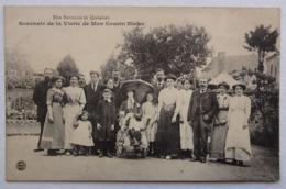 Cpa Quelaines, 53, Souvenir De La Visite De Mon Cousin Blaise, Fête Patronale, Quelaines-Saint-Gault - Autres Communes