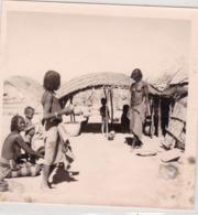 Photos - Originales-  AFRIQUE- FEMMES NUS   DIM  9X9 CM - Afrique