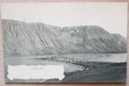 Iceland Isafjördur - Island