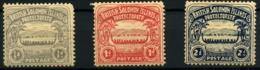 Salomón Nº 1/3. Año 1907 - Islas Salomón (1978-...)