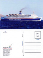 "Ship Postcards - Passenger   Ship : "" Caribbean Galaxy   "" Variant Read Description - Unclassified"