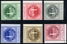 ** Deutsche Kolonien Schiffspost Ozeanreederei - Stamps