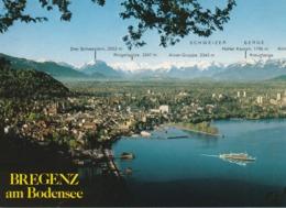 BREGENZ Am BODENSEE - Lago Di Costanza - Bregenz