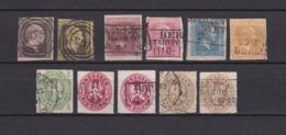 Preussen - 1850/61 - Sammlung - Gest. - Preussen