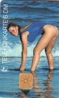 GERMANY - St. Pauli Nachrichten 6 (Sexy Girl), O 0811-04/93 , Tirage 10.000 ,used - Duitsland