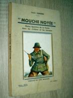 Mouche Noyée  Pêche Sportive à La Truite Dans Rivières Et Torrents  Louis Carrère  1938 - Chasse/Pêche