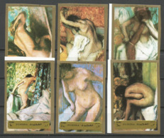 Fujeira,Art-Nudes 1972.,imperforated,MNH - Fudschaira