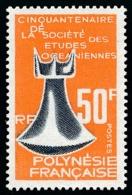 POLYNESIE 1967 - Yv. 46 **   Cote= 20,50 EUR - Société Des Etudes Océanographiques  ..Réf.POL24310 - Polynésie Française