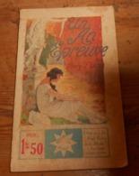 Un An D'épreuve. Mary Florian. 1928. - Livres, BD, Revues
