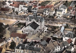 IVRY-la-BATAILLE - Hôtel De Ville - Tampon Clément Masson Successeur De D. Julliot, La Couture Boussey - Ivry-la-Bataille