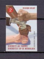 3783 Diversiteit Ongetand 2008 - Belgium