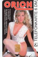 GERMANY - Orion Versand 6 (Sexy Girl), O 0913a-05/93 , Tirage 10.000 ,mint - Duitsland