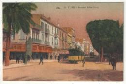TUNIS - Avenue Jules Ferry - CAP 31 - Tunisie