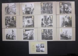 2010 ''BRITAIN ALONE' STAMPS P.H.Q. CARDS UNUSED, ISSUE No. 337 - 1952-.... (Elizabeth II)