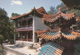 ARBOR OF STROLLING IN SCENERY - Cina