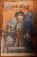 Brigande D'Armor. E. Vesco De Kéréven. Début XX°. - Livres, BD, Revues