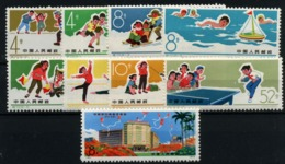 China Nº 1673/80, 1891 - Sin Clasificación