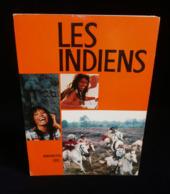 (Feuilleton ORTF Amérindiens ) LES INDIENS Claude VEILLOT Pierre VIALLET 1965 - Livres, BD, Revues