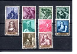 España Nº 1498-07 Ribera, Serie Completa En Nuevo - España