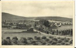 HAN-sur-LESSE Panorama Vue Des Rochettes 1958 (edit Boyer) - Rochefort