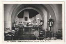 QUELUZ - Sala De Cha Do Palacio Nacional (Antiga Cozinha) - Lisboa