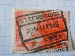 TR 280  OBL   STEENBRUGGE - Chemins De Fer