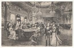 Casino De Monte-Carlo - Salle Schmitt - Table De Roulette - Casino