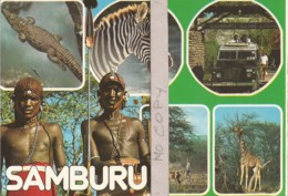 Samburu Game Reserve (kensta Wildlive Series) - Kenia