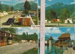 TCS Camping-Platz Horw B. Luzern - LU Lucerne