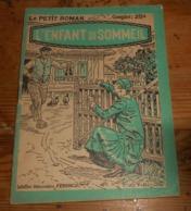 L'enfant Su Sommeil. F. De Kersaint. 1928. - Livres, BD, Revues