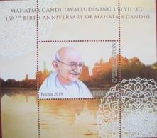 Uzbekistan  2019   M. Gandhi  S/S  MNH - Mahatma Gandhi