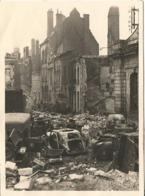 BEAUVAIS  (OISE ) 1940 Photo Werhmacht WW2 , Ruines . - 1939-45