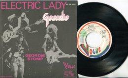 Geordie - 45t Vinyle - Electric Lady - Hard Rock & Metal