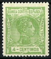 Guinea Española Nº 46 En Nuevo - Guinea Española