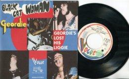 Geordie - 45t Vinyle - Black Cat Woman - Hard Rock & Metal