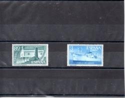 España Nº 1191 + Nº 1199, Series Completas En Nuevo - España
