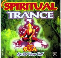 CD N°2063 - TECHNO SPIRITUAL TRANCE - FROM GOA BY DJ GOA GIL - COMPILATION 12 TITRES - Dance, Techno & House