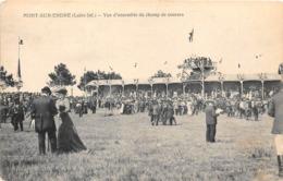 44-NORT-SUR-ERDRE- VUE D'ENSEMBLE DU CHAMP DE COURSES - Nort Sur Erdre