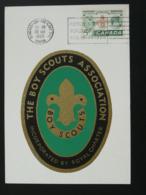 Carte Maximum Card Boy Scout Jamboree 1955 Canada (ref 86233) - Maximumkaarten