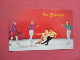 Ice Capades  Atlantic City NJ ------ref 3666 - Postcards