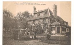 Champsecret - Le Chalet Du Peintre Gaston Latouche -  CPA° - Frankreich